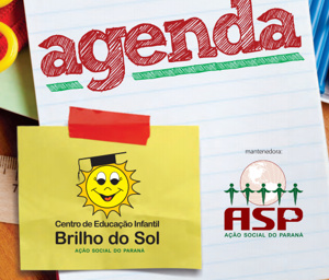 Agenda CEI Brilho do Sol – 2013